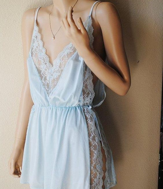 váy ngủ gợi cảm