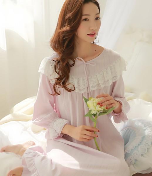 Kiểu váy ngủ babydoll tiểu thư
