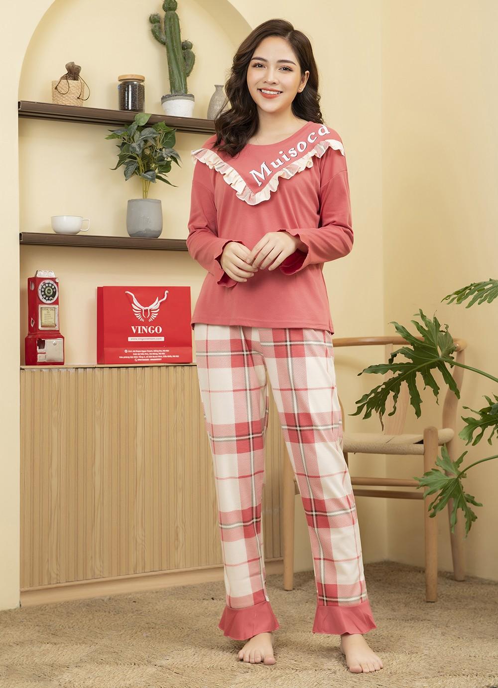 Bộ đồ mặc Tết với chất liệu cotton