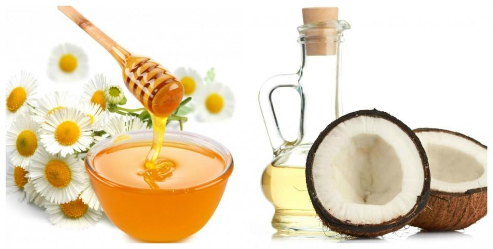 Cách chăm sóc da toàn thân bằng dầu dừa và mật ong