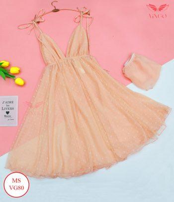 váy ngủ ren sexy