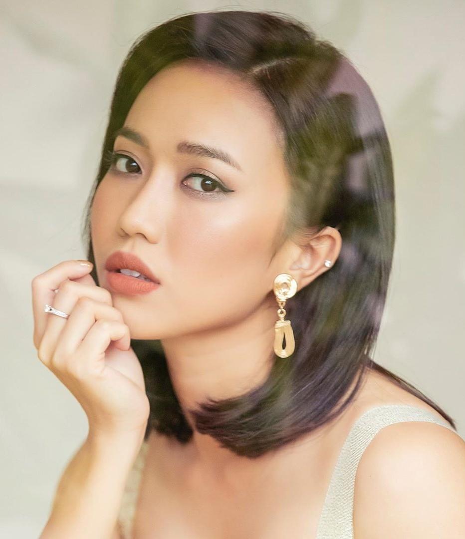 Làm mới diện mạo từ những kiểu tóc đẹp thời thượng phù hợp với khuôn mặt dài.