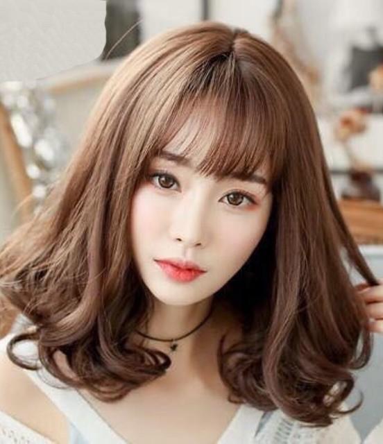 Kiểu tóc đẹp trẻ trung, dễ dàng chăm sóc