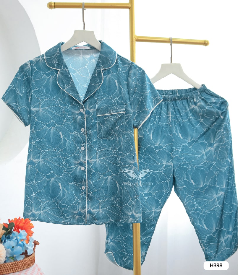 pijama lua lung h398